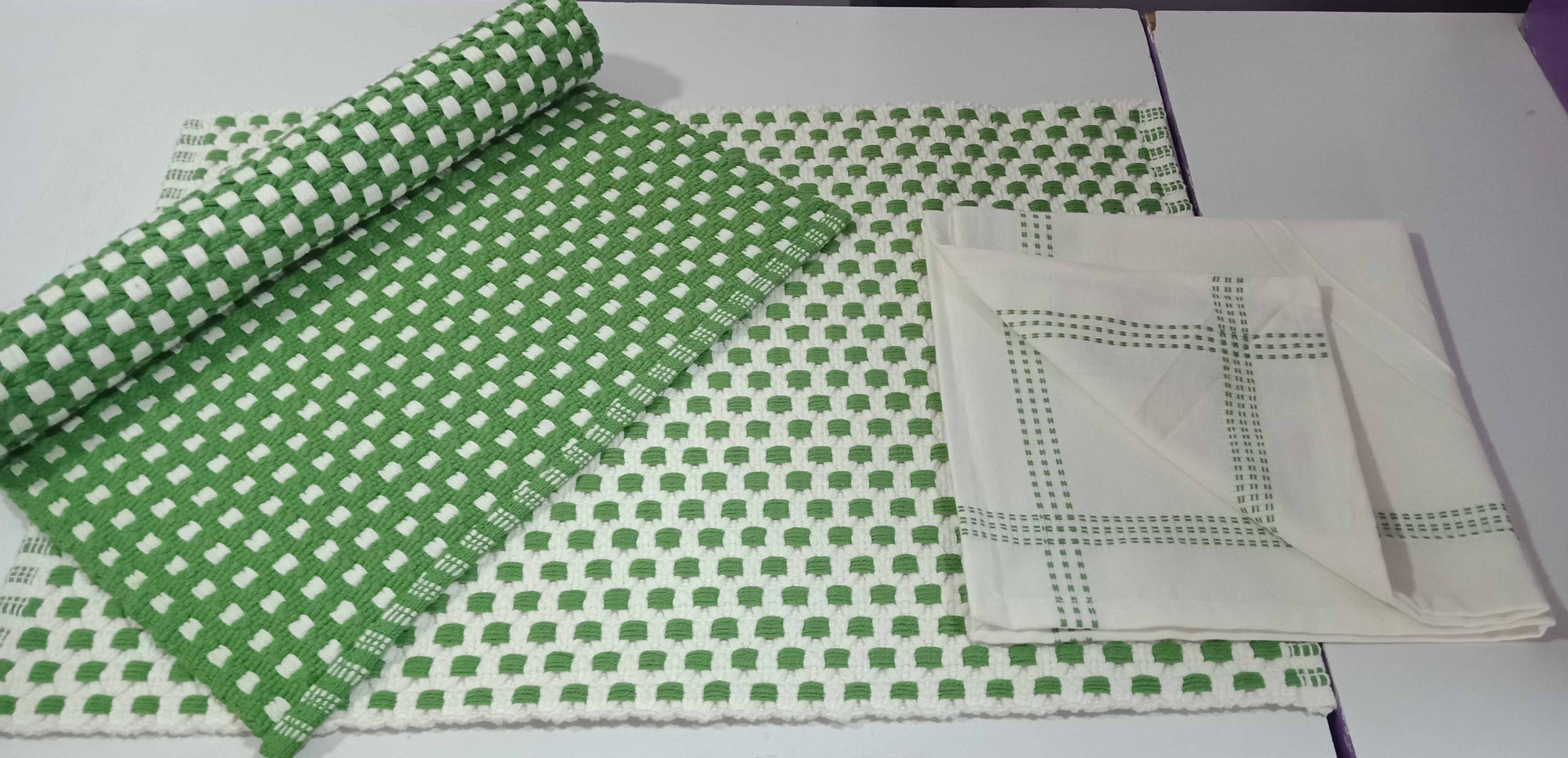 Placemat and Napkin