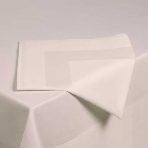 satin band napkin